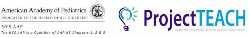 Project teach logo